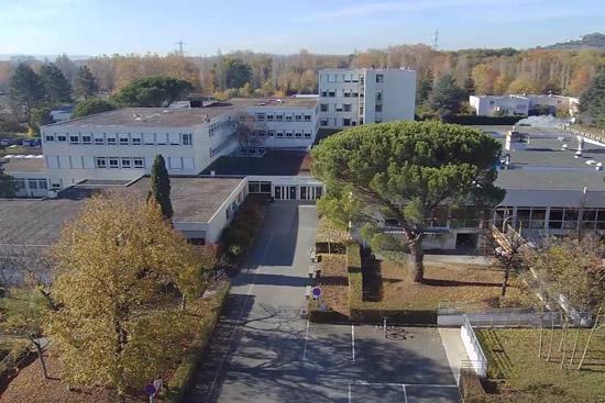 Lycée de la Borde basse