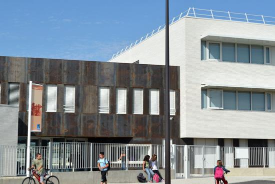 Collège de Saint-jory